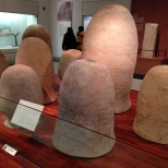Giant jar coffins - common during the Three Kingdoms period, 4th to 5th centuries.