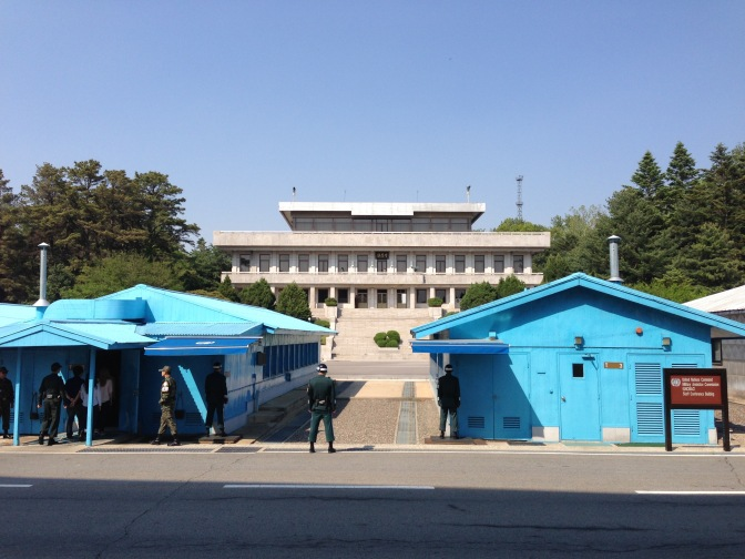 Crossing the Border: Our Tour of the DMZ & JSA