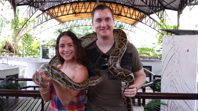 From a Grand Palace to Grand Reptiles in Bangkok